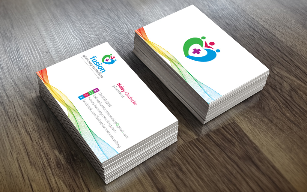 Fusion Pharmacy Consulting - KC Design Creations